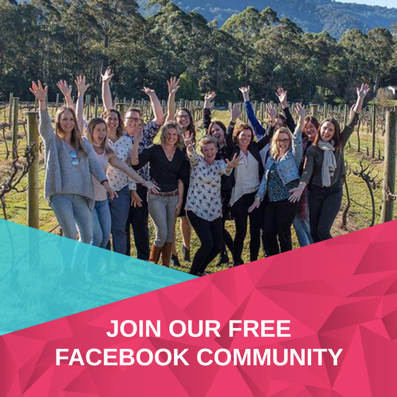 Join Our Free Facebook Community